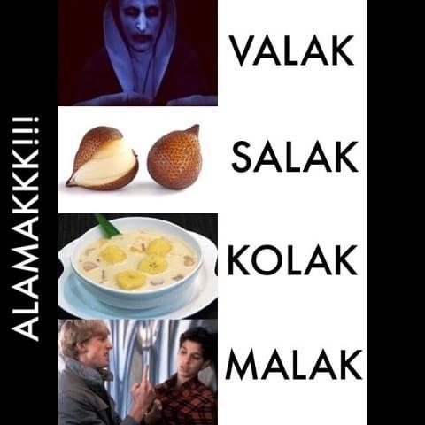 Valak Meme